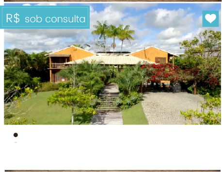 exclusive home for sale in trancoso brazil